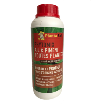 Phytomix Insectes & Maladies ail et piment